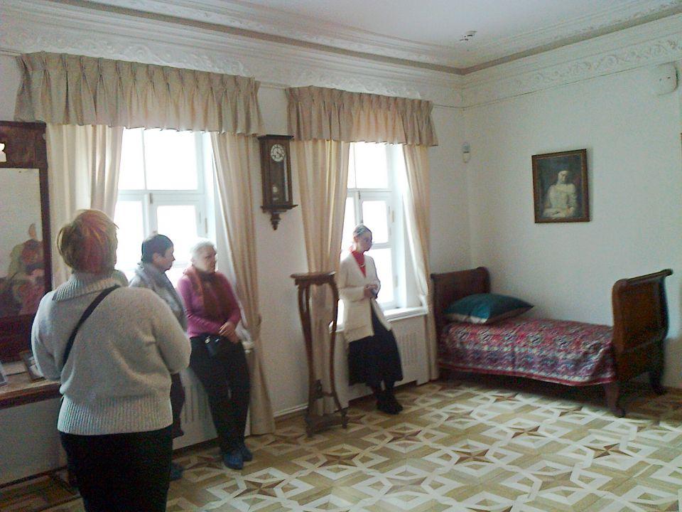 Жители Сокольников совершили экскурсию в Музей Цветаевой